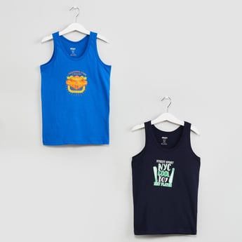 MAX Printed Vests - Pack of 2