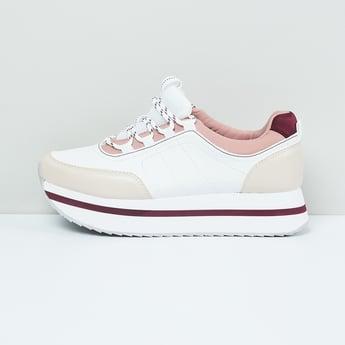 MAX Low-Top Colourblock Casual Shoes