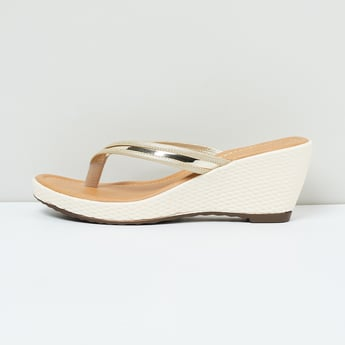 MAX Solid V-strap Wedges