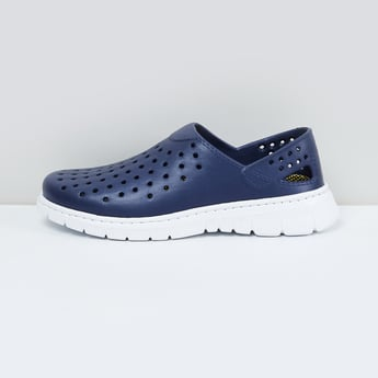 MAX Perforated Slip-On Clogs