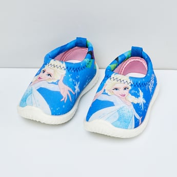 MAX Frozen Print Slip-On Shoes