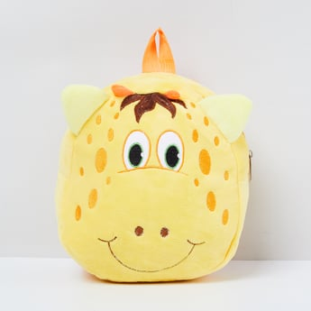 MAX Giraffe Print Backpack