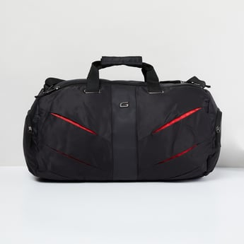 MAX Panelled Duffel Bag