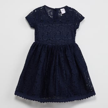 MAX Self-Designed Lace Dress