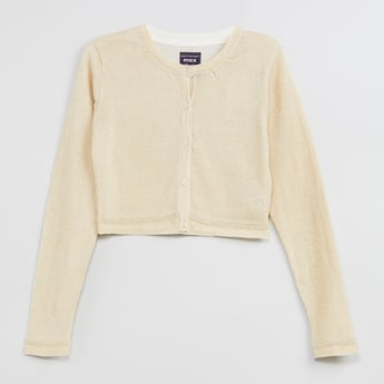 MAX Solid Knitted Cardigan