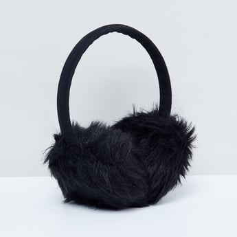 MAX Fur Detailed Earmuffs