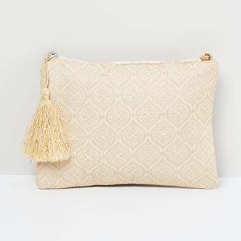 MAX Jacquard Patterned Sling Bag