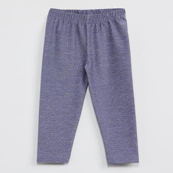 MAX Lurex Textured Leggings