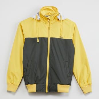MAX Colourblock Hooded Jacket