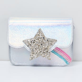 MAX Star Embellished Sling Bag