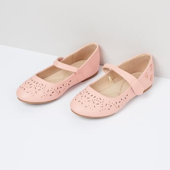 MAX Laser Cut Mary Janes