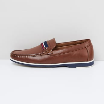 MAX Striped Loafers