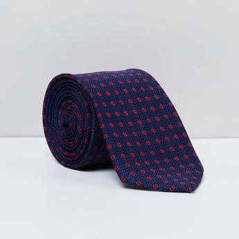MAX Patterned Slim Tie