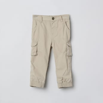 MAX Solid Cargo with Flap Pockets