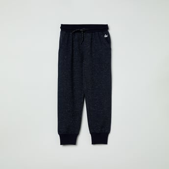 MAX Speckled Joggers with Scoop Pockets