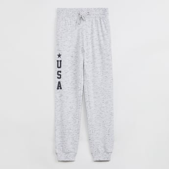 MAX Textured Elasticated Joggers