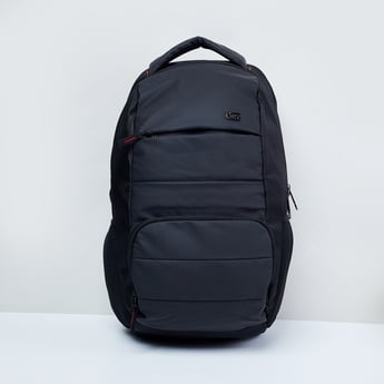 MAX Panelled Laptop Backpack
