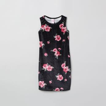 MAX Floral Print Sheath Dress