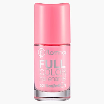FLORMAR Full Color Nail Polish - 8 ml