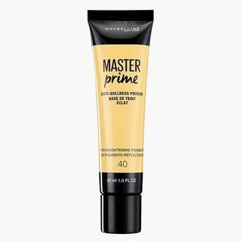 Maybelline New York Master Prime Primer