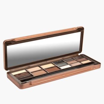 BYS Essentials Contour Brow & Eyeshadow Palette - 15 gms