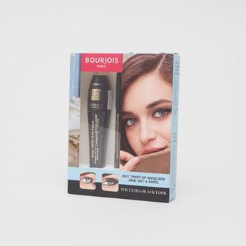 Bourjois Twist Up The Volume Mascara &  Khol - 10 ml