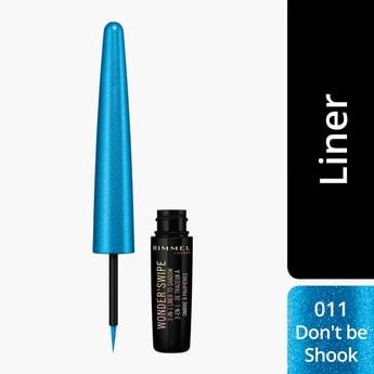 Rimmel Wonderswipe 2 In 1 Liner To Shadow - 1.7 ml
