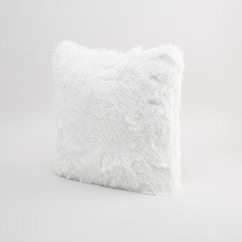 وسادة محشوة بارزة الملمس - 45x45 سم