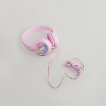 Unicorn Printed Headphones