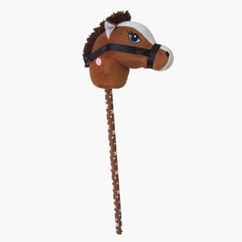 Unicorn Soft Toy with Plush Detail
