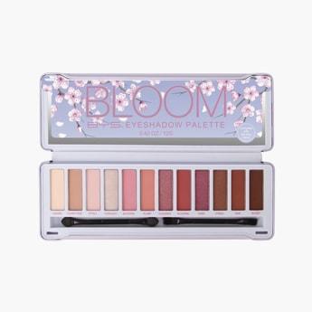 BYS Cosmetics Bloom Eyeshadow Palette - 12 gms