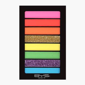 BYS Cosmetics Eyeshadow Palette - 7 gms
