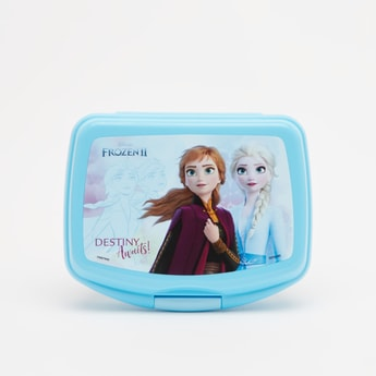 Frozen 2 Print Lunchbox with Clip-On Closure