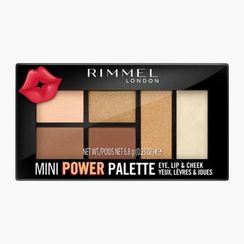 RIMMEL London Mini Powder Palette - 6.8 gms