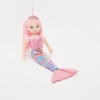 Mermaid Rag Doll