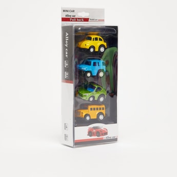 Pull-Back Mini Car Toy Set