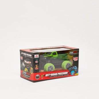 Off-Road Passion Remote Control Car Toy Set