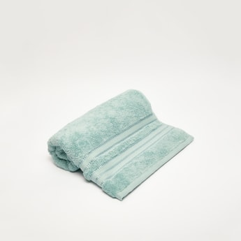 Textured Egyptian Bath Towel - 140x70 cms