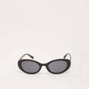 Full Rim Tinted Cat-Eye Sunglasses