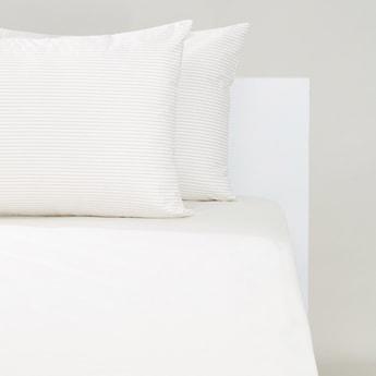 Striped 2-Piece Single Bedding Set - 200x90 cms