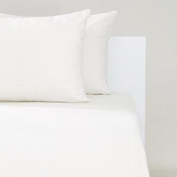 Striped 3-Piece Queen Bedding Set - 200x150 cms