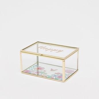 Printed Rectangular Decorative Box