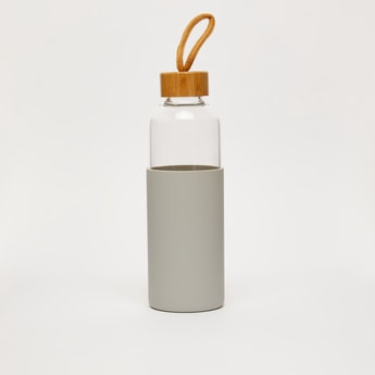 Water Bottle with Contrast Lid