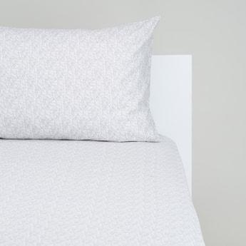 Printed 2-Piece Bedding Set - 200x90 cms