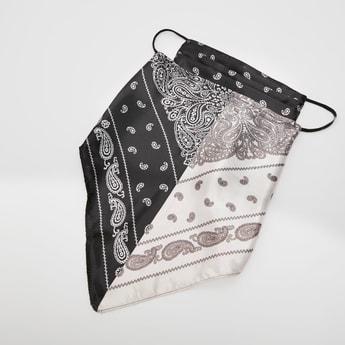 All-Over Print Reusable Face Mask and Neckerchief