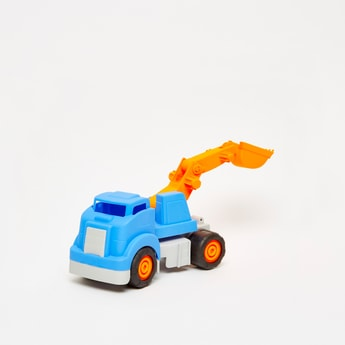 Friction Truck Toy