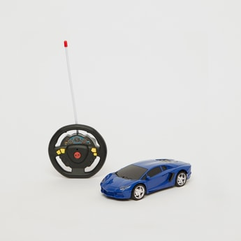 Remote Control Sports Car with Light