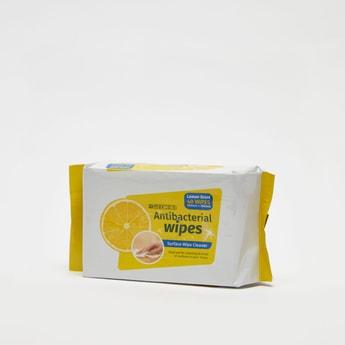 Antibacterial Surface Wet Wipe Cleaner - 40 pieces