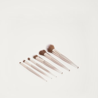 Face Essential 6-Piece Makeup Brush Set