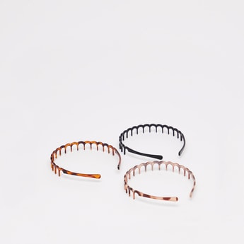 Set of 3 - Assorted Hairband